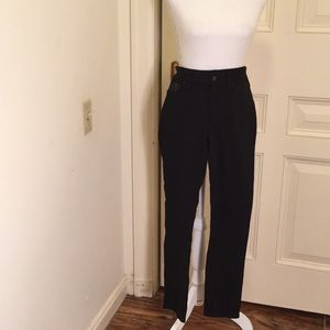 Calvin Klein Jeans Black Stretch Jeggings